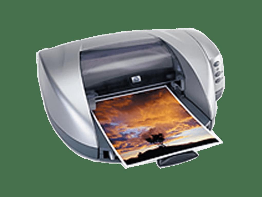 HP Deskjet 5552 Color Inkjet Printer drivers - Download