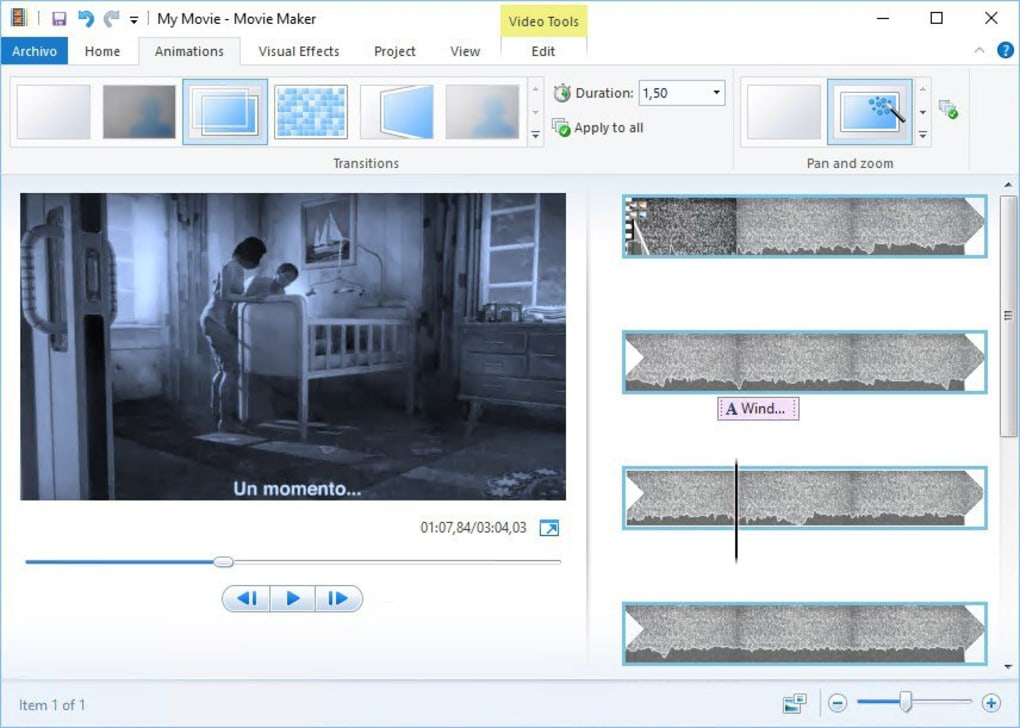 fb79bf868b4 Windows Movie Maker 2012 (Windows) - Download