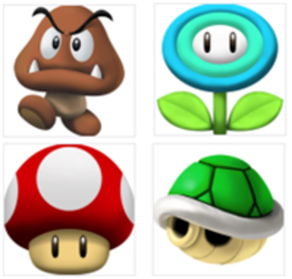 super mario icons - download