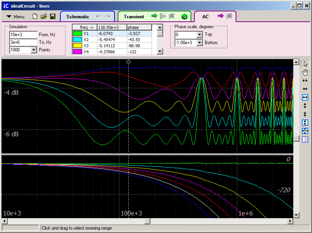 Circuit Is A Very Useful And Interesting Circuit Design And Simulator