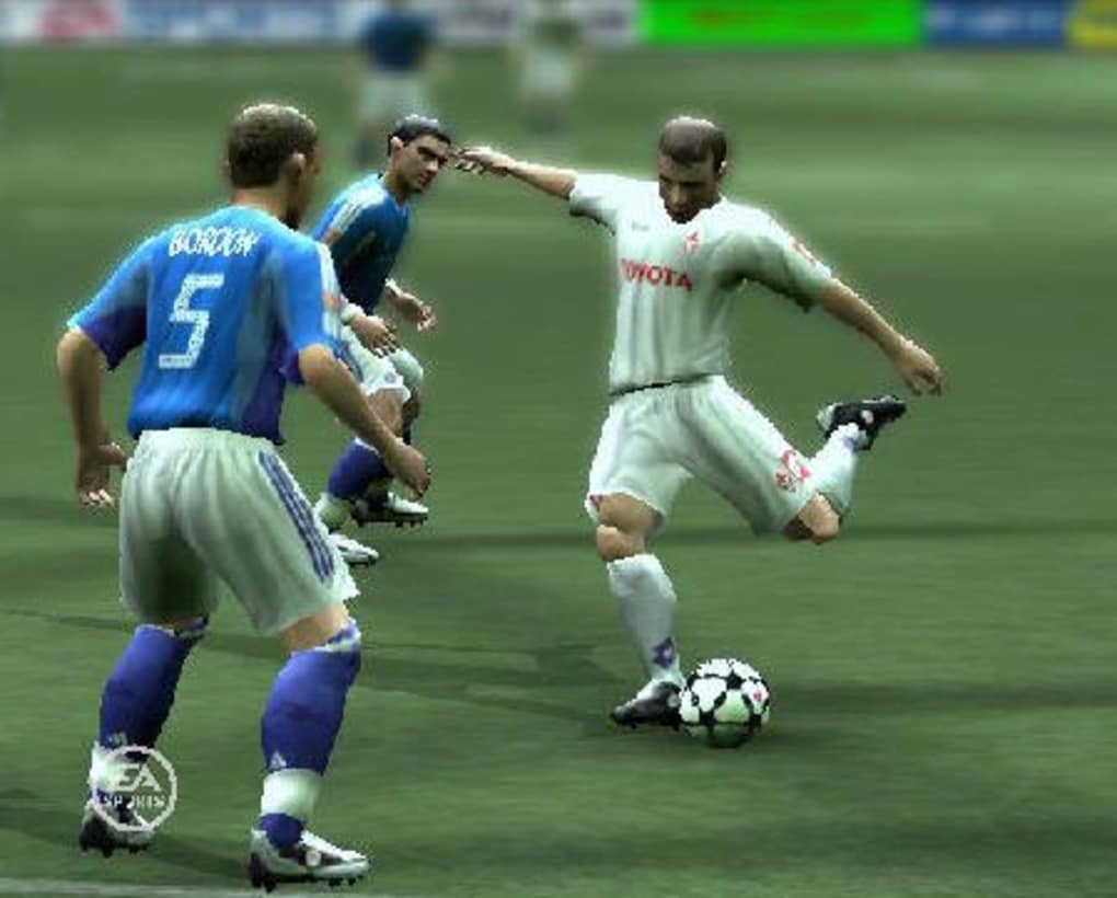 Fifa 2007 patch 2013 youtube.