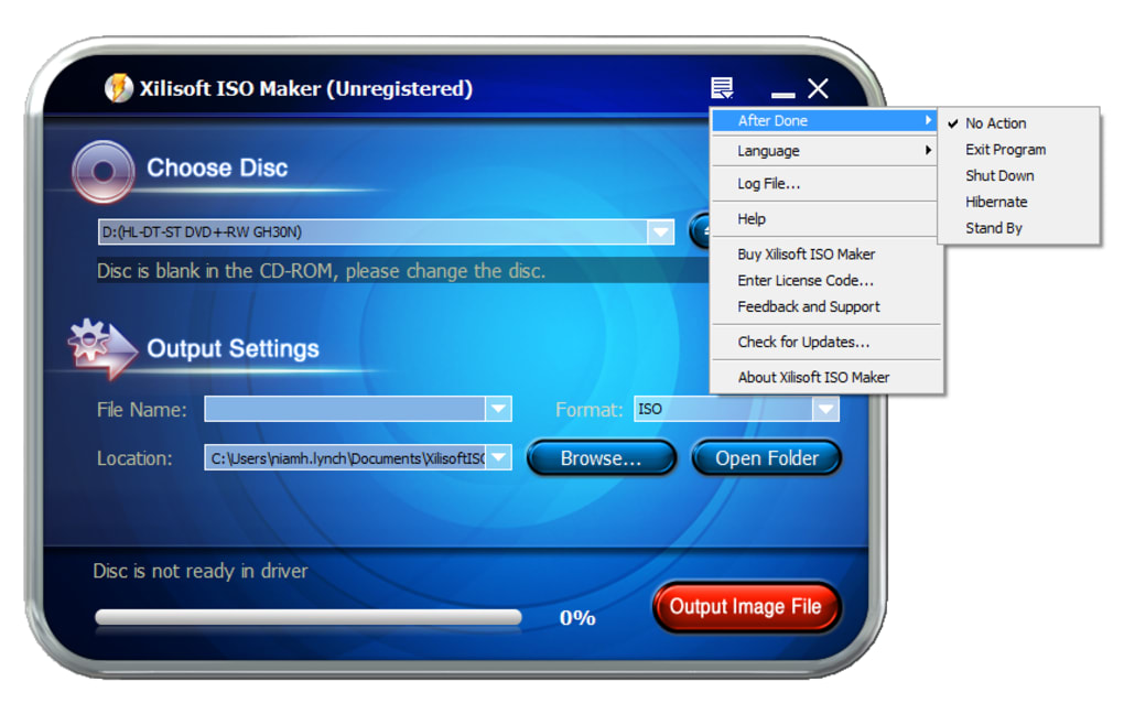 Xilisoft Iso Maker Download