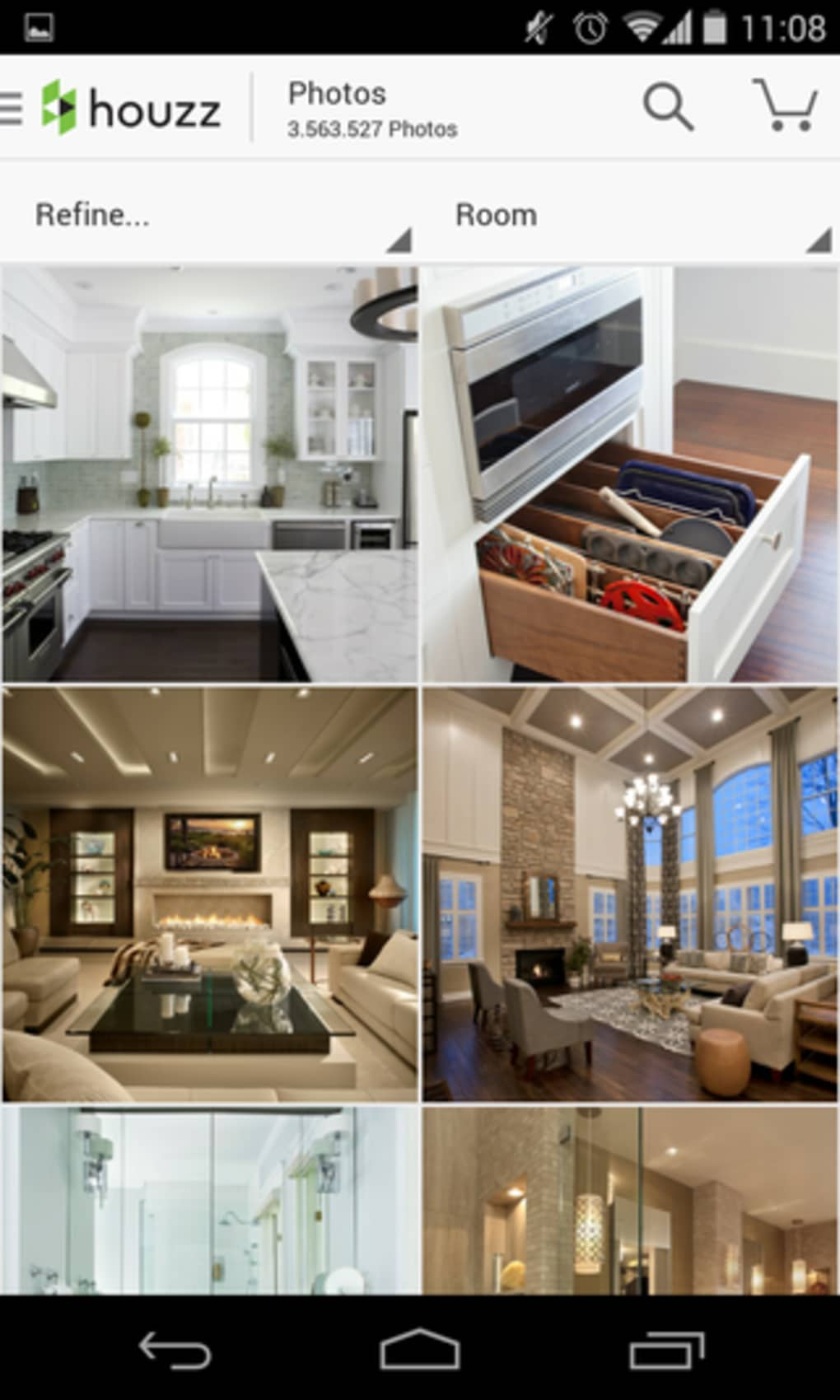 Houzz interior design ideas para iphone descargar for Houzz interior design ideas