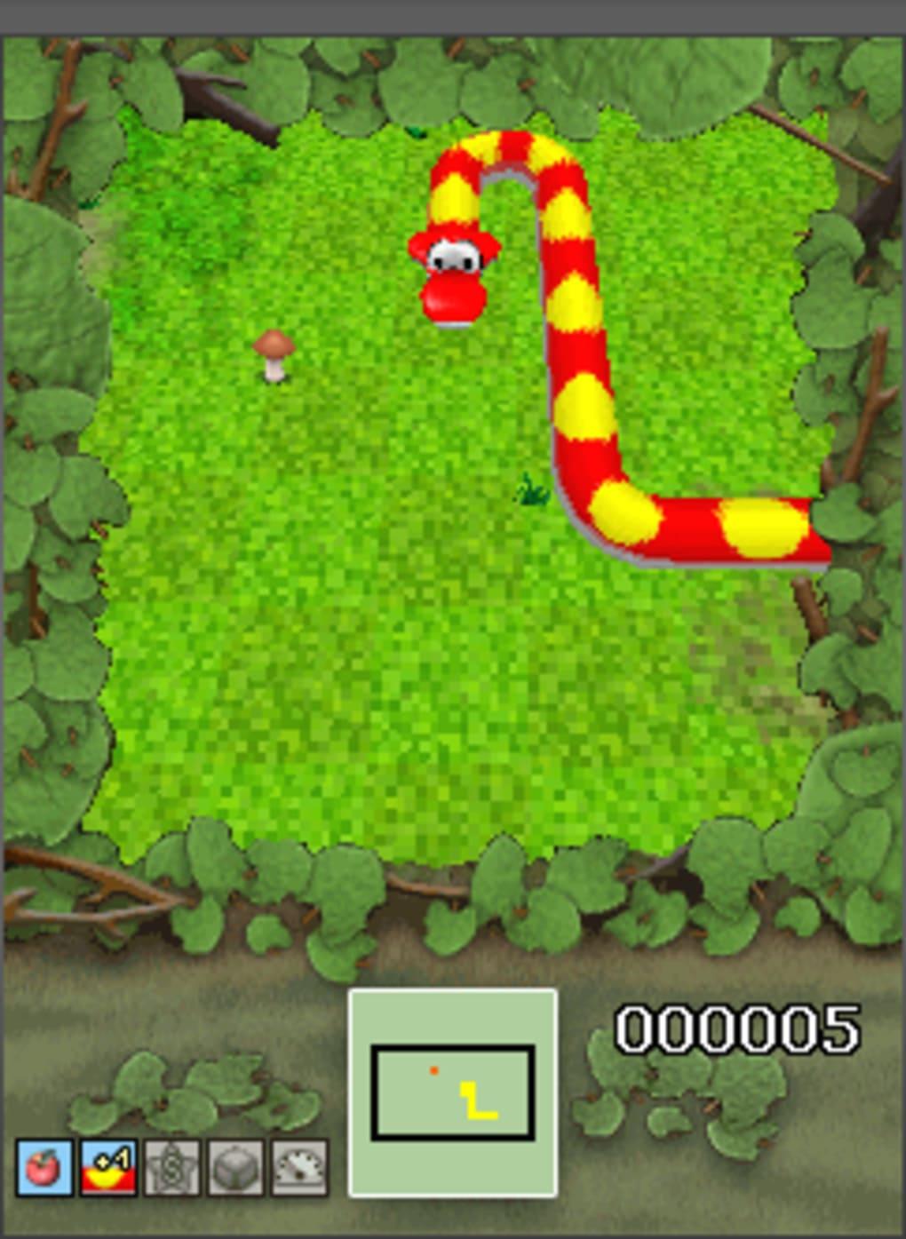 Classic Snake Game Snake III for J...