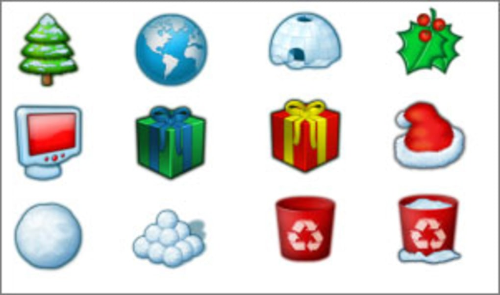 Christmas Mini Pack Icons - Download