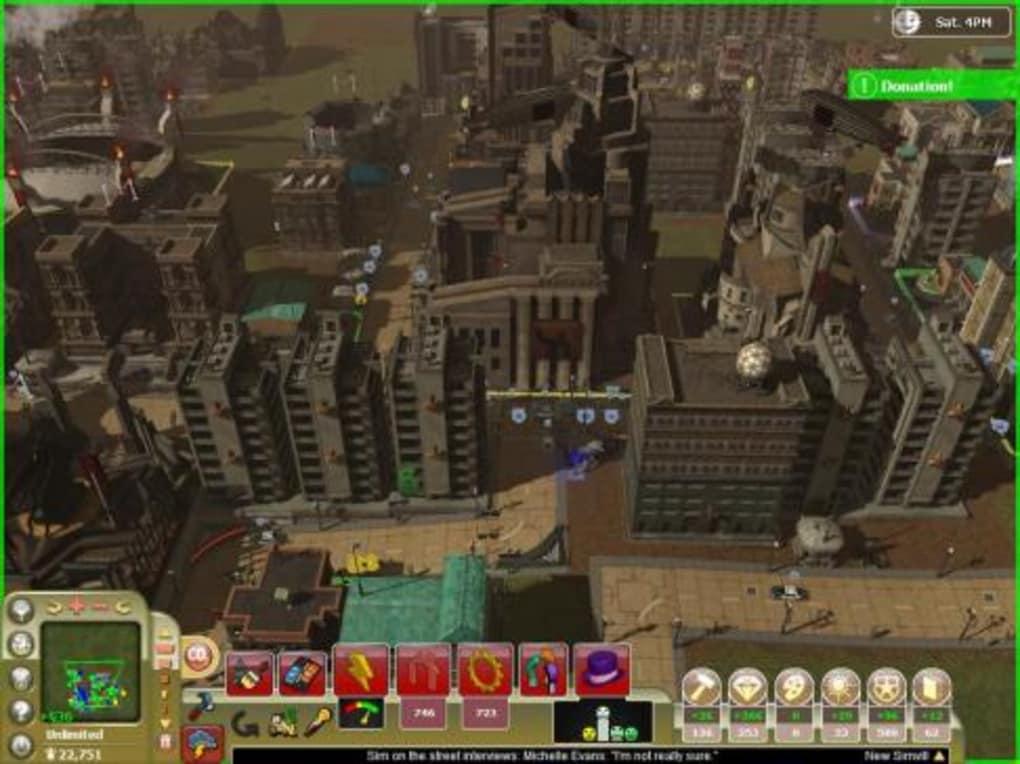 download game sim city java 320x240