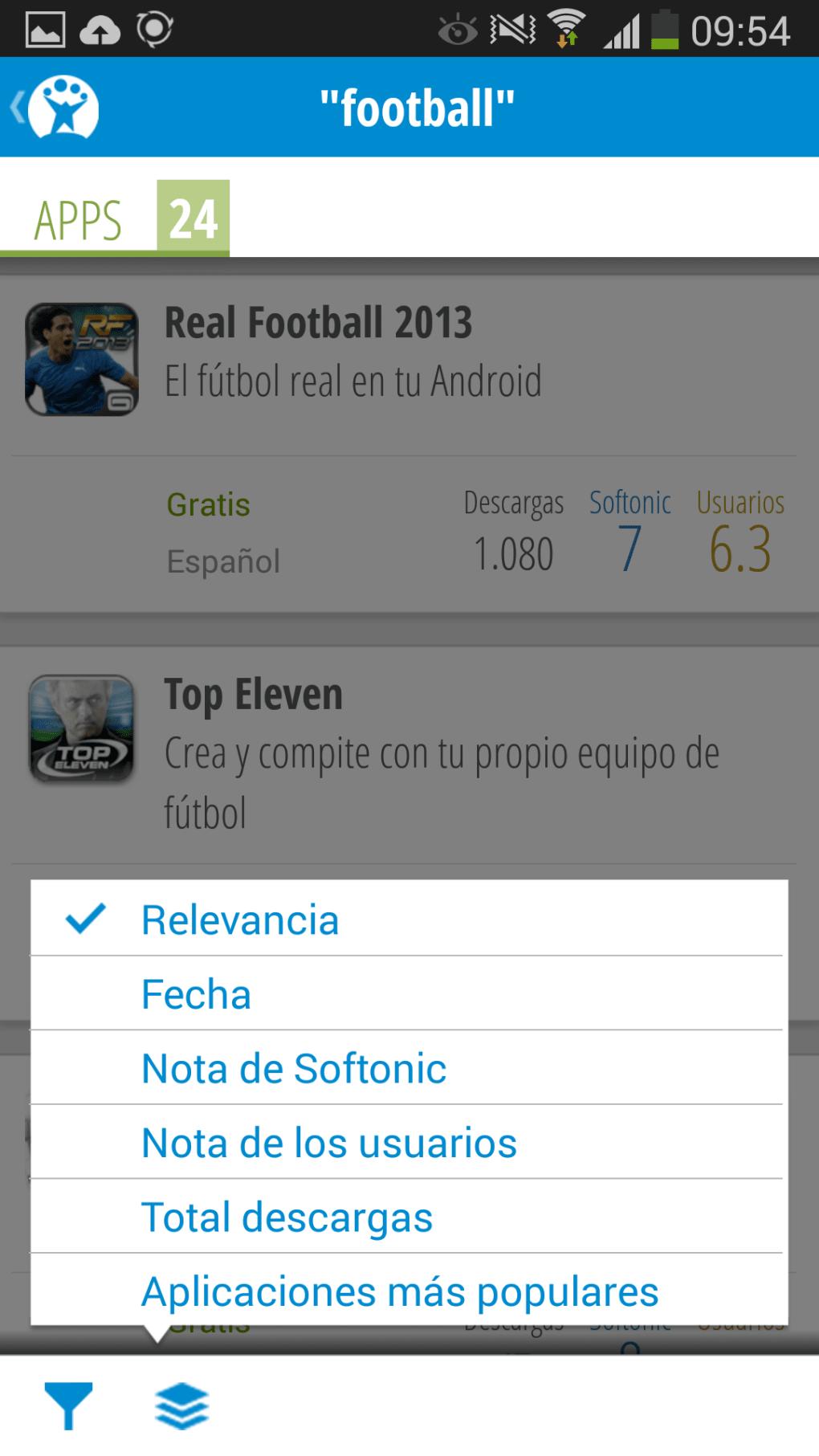 Softonic APK para Android - Descargar