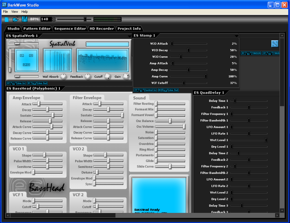 darkwave studio how to use