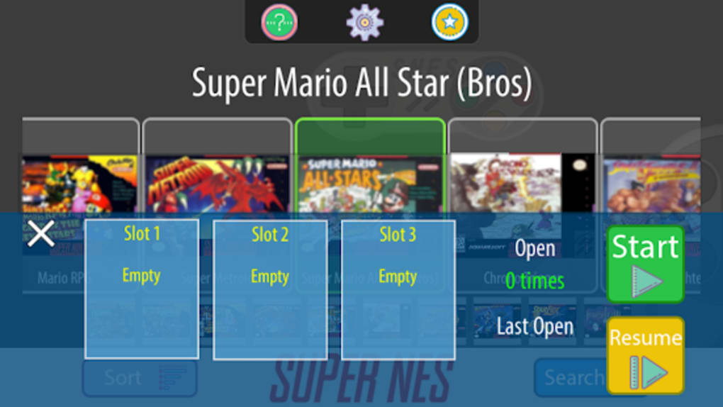 SNES Emulator - Super NES Games Classic Free for Android - Download