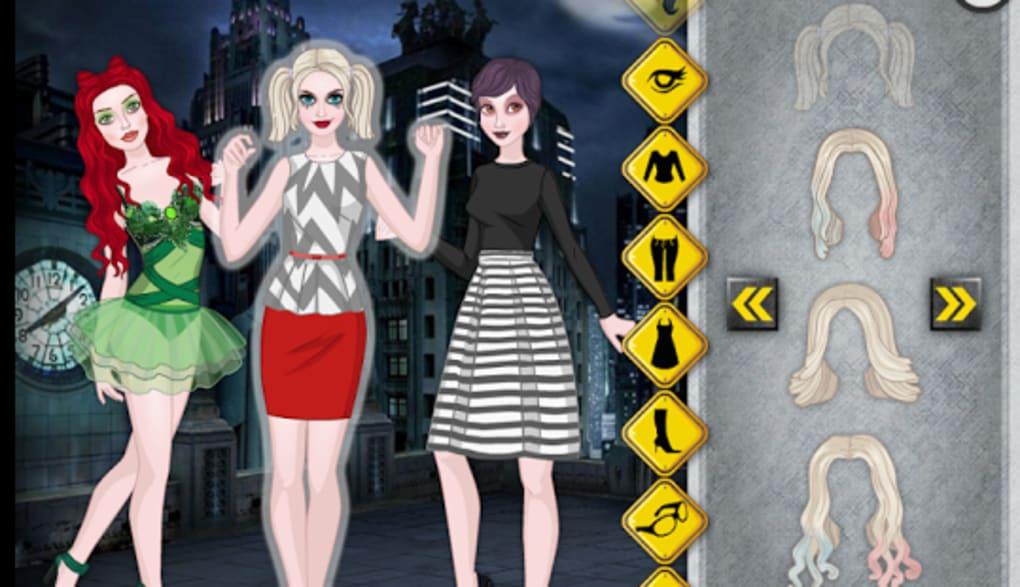 Punk Girl Dress