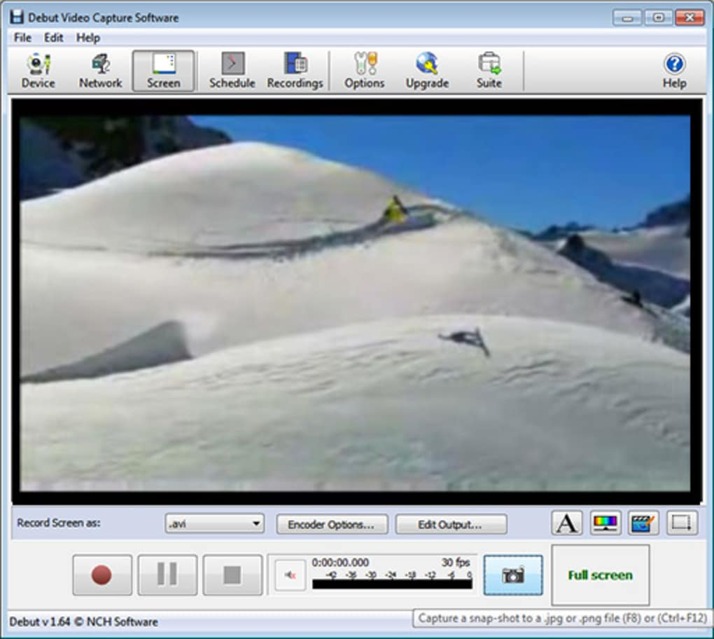 Part 1 Best free video capture software for Windows 10