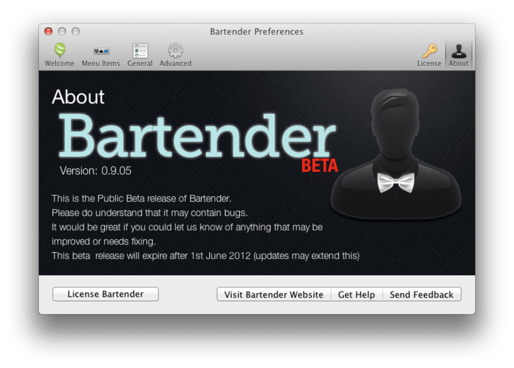 Bartender para Mac - Descargar