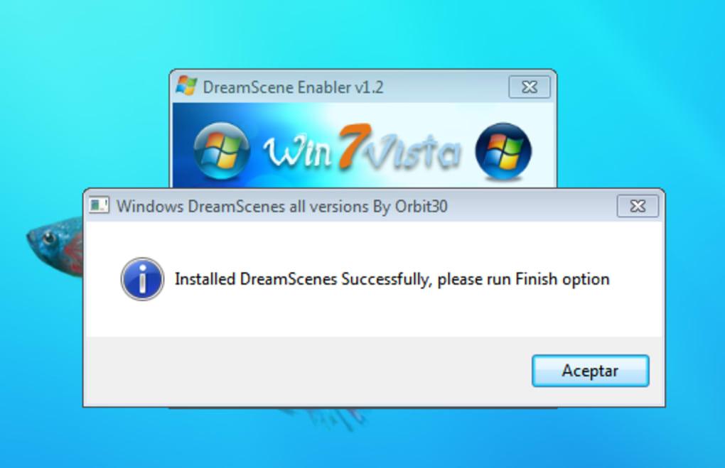 windows dreamscene activator