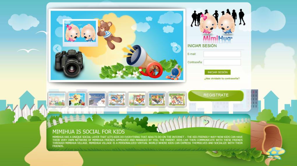 MimiHua Browser PC