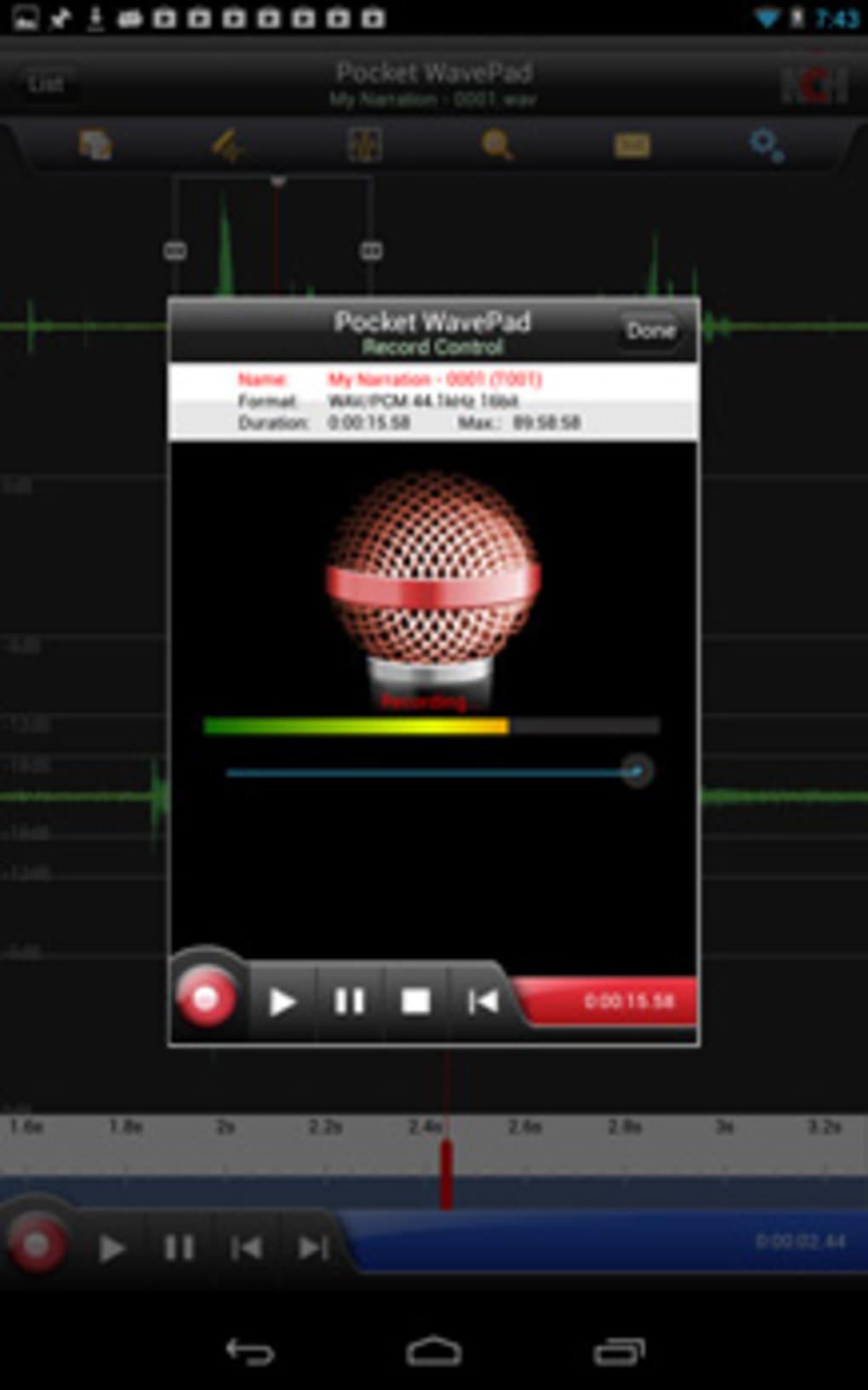 free audio editing software