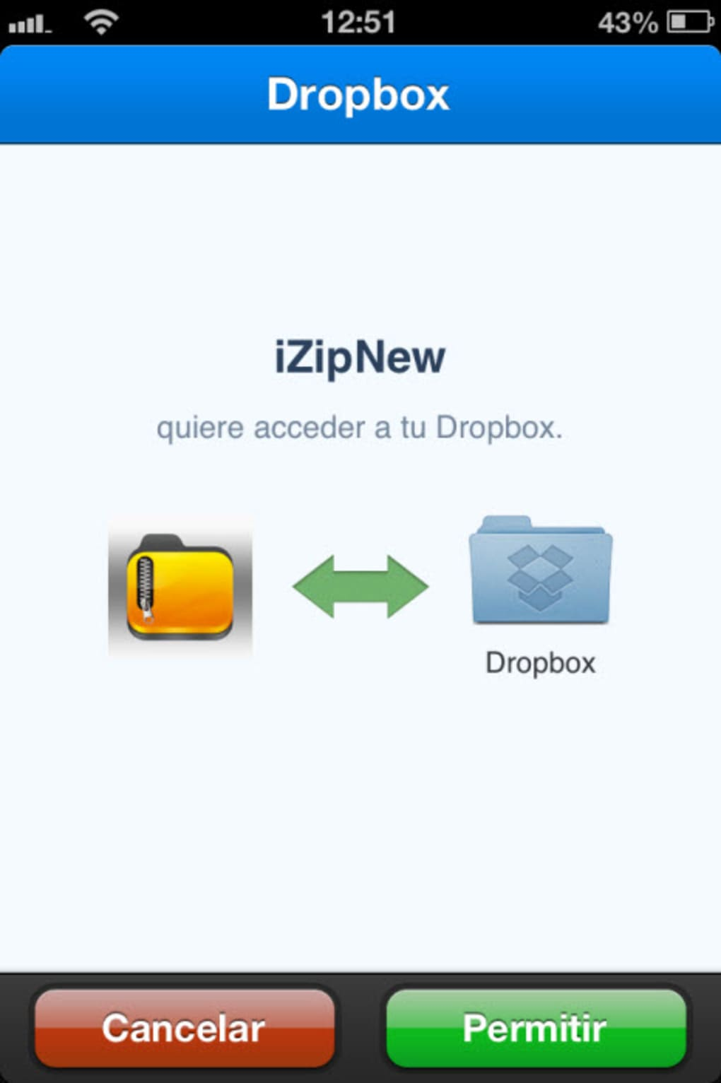 iZip for iPhone - Download