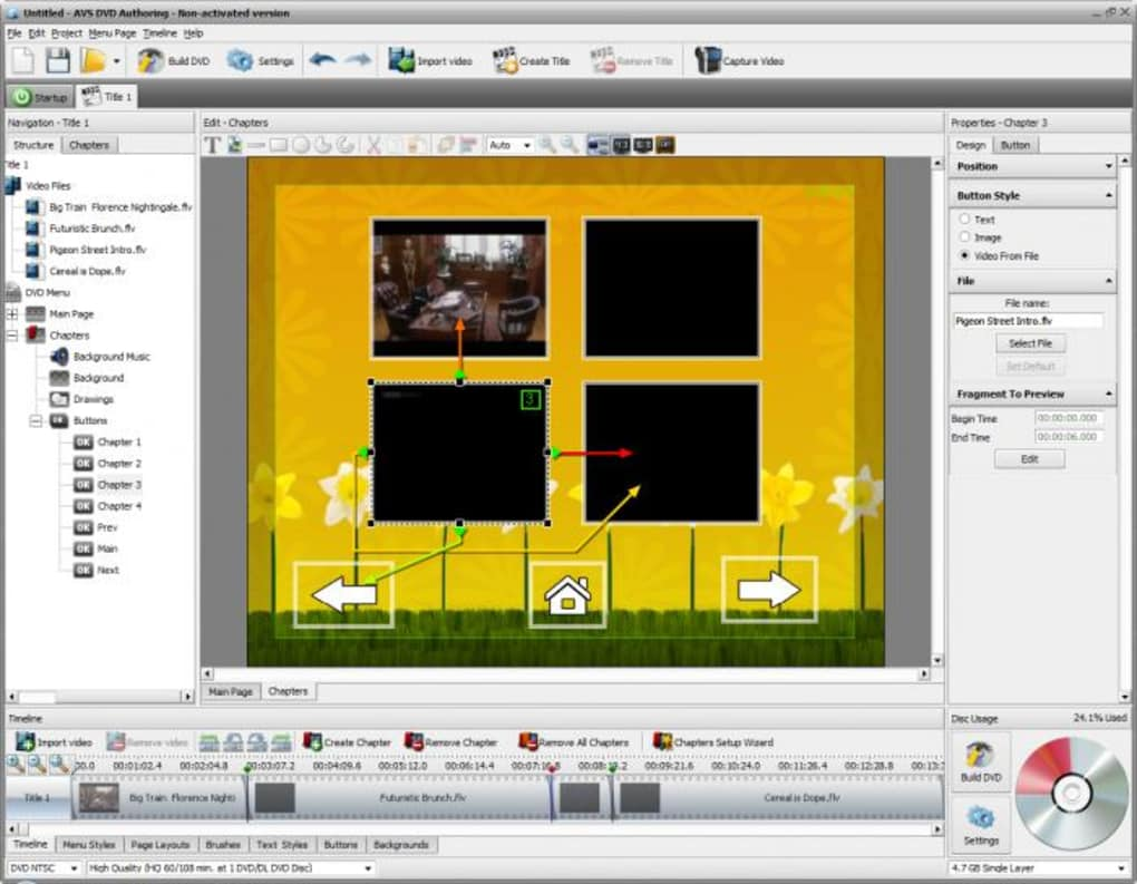 AVS DVD Authoring - Download