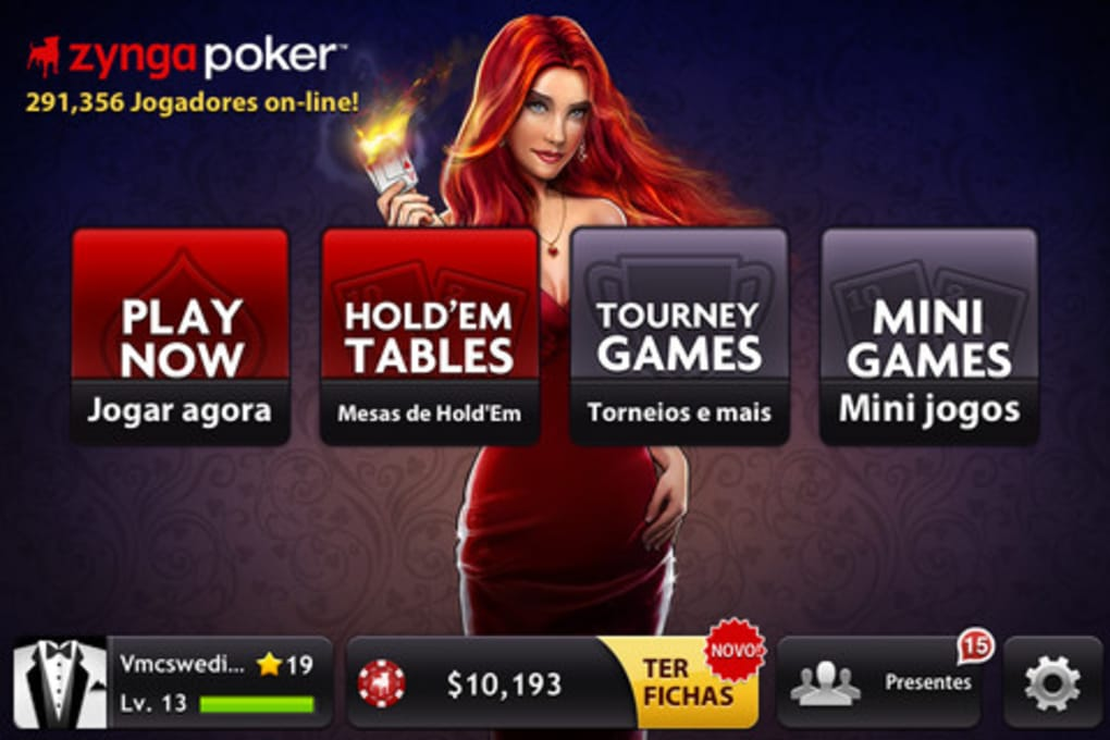 Download Zynga Poker – Texas Holdem for PC/Laptop/Windows 7,8,10