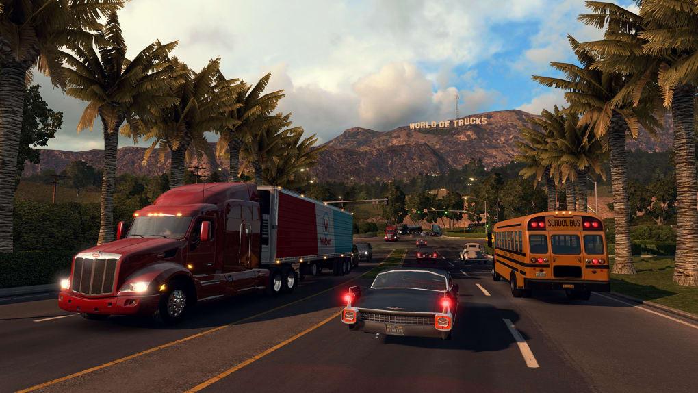 American Truck Simulator for Mac - Download