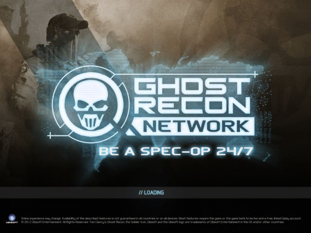 Ghost Recon Network for iPhone - Download
