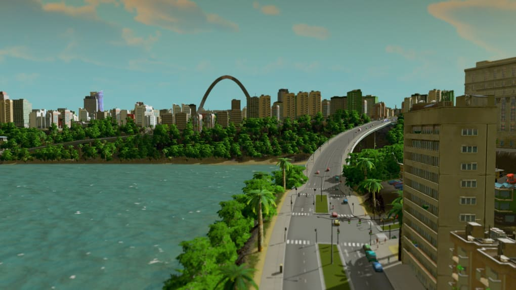 Cities: Skylines for Mac - Download