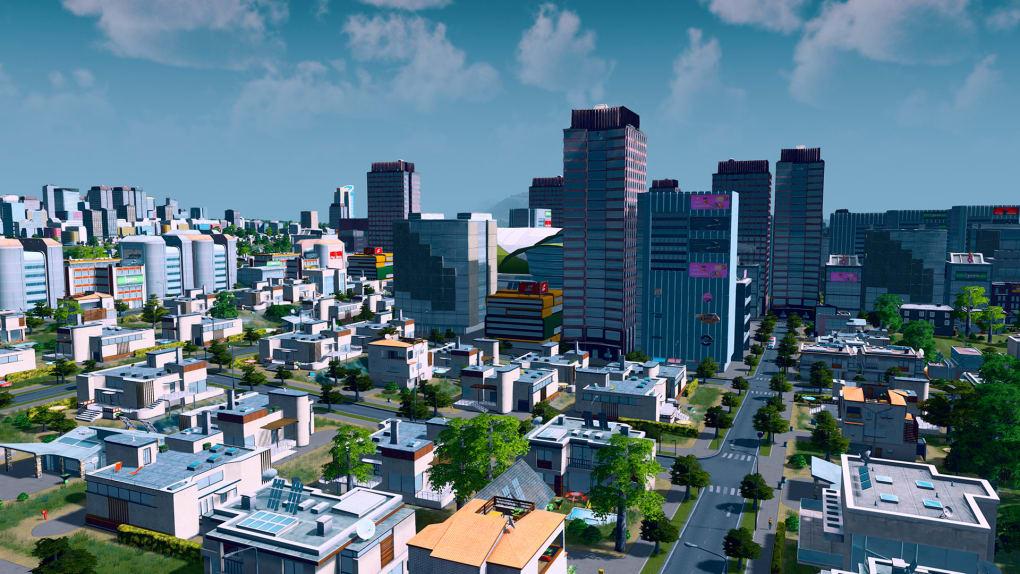 Cities: Skylines for Mac - Download