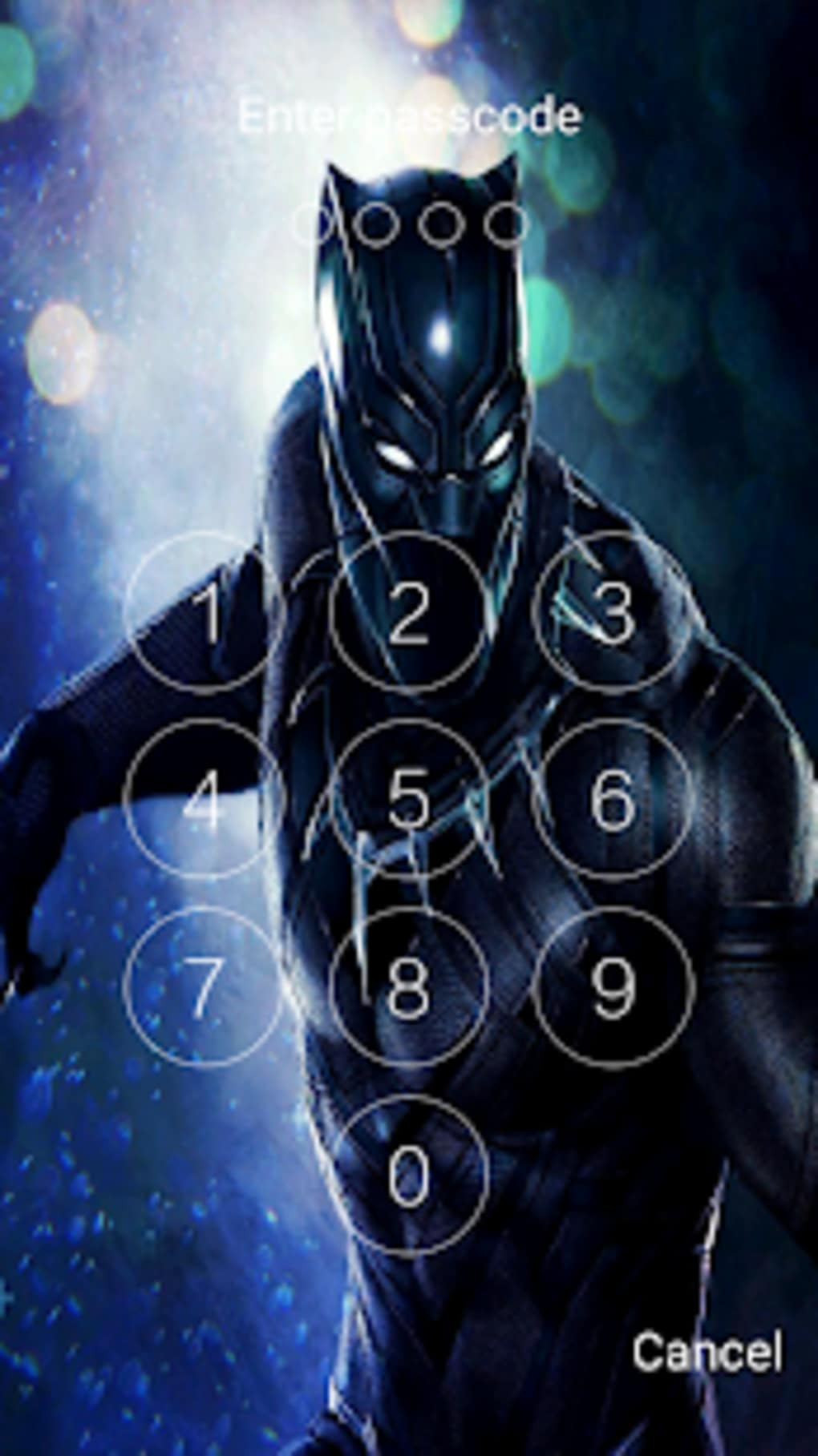 Black Panther Tchalla Look Screen Hd Wallpapers For Android Download