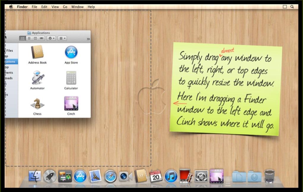 Cinch for Mac - Download