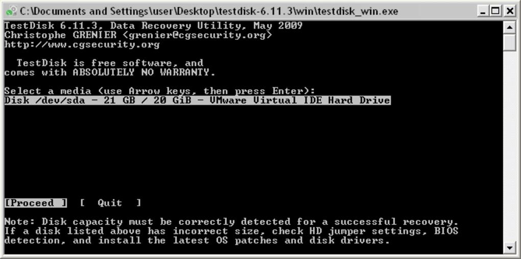 TestDisk - Download