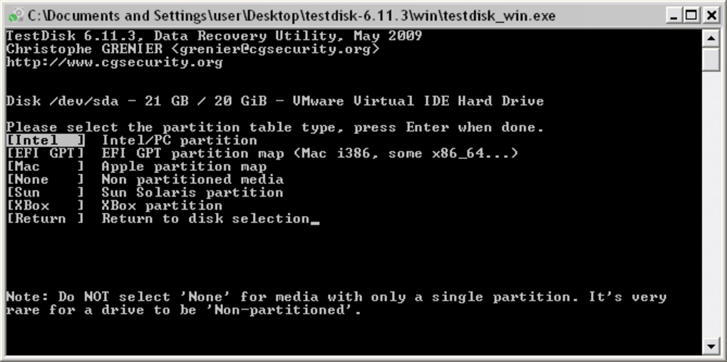testdisk 6.14 gratuit
