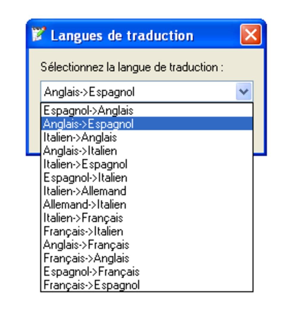 idiomax traducteur
