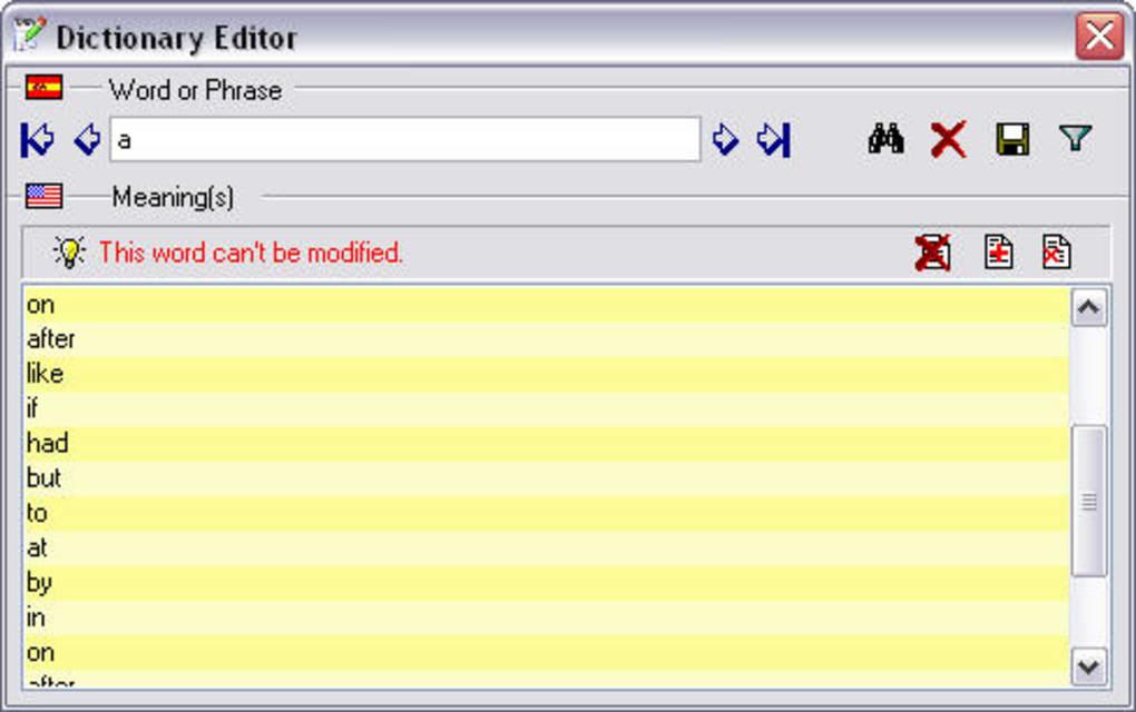 IdiomaX Office Translator - Download
