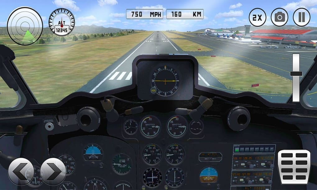 3d airplane games free download pc