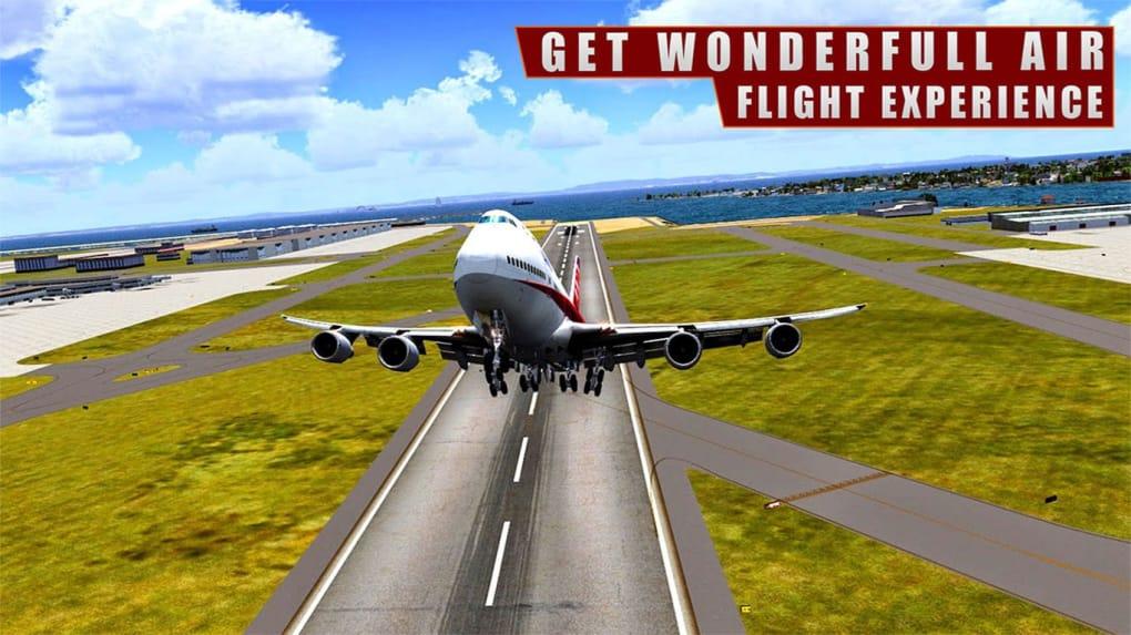 Airplane Flight Pilot Simulator - Download