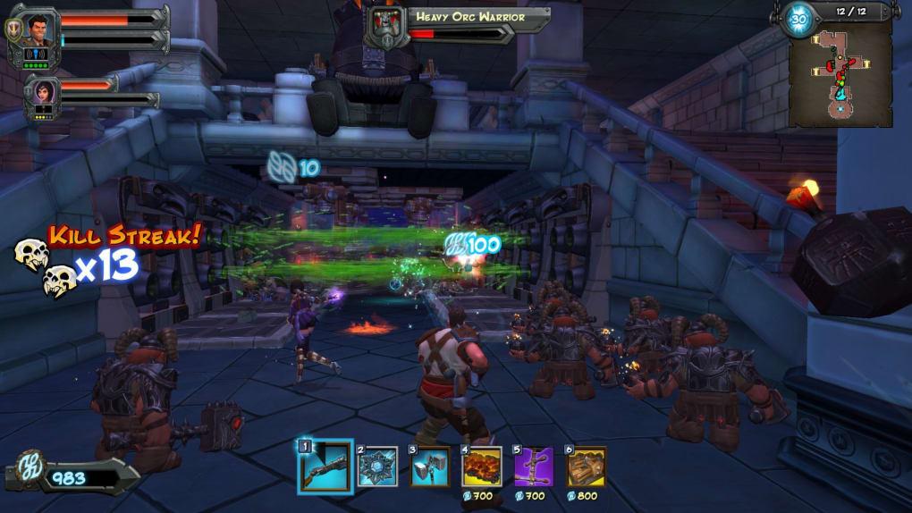 download orcs must die 2 free full version