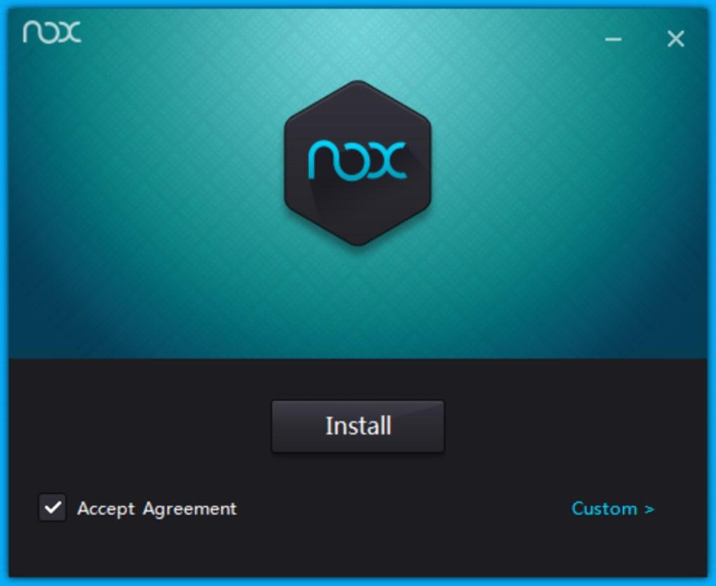 Nox Black Screen Mac