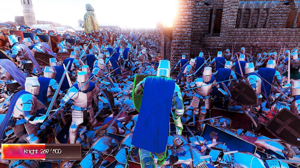 ultimate epic battle simulator play free
