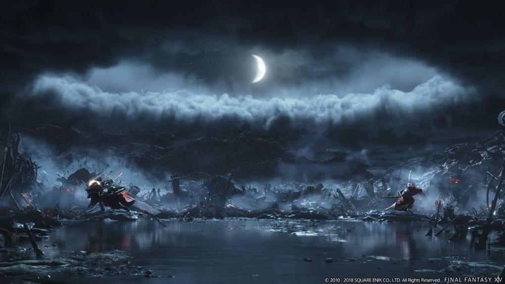 Final Fantasy XIV: Shadowbringers - Download