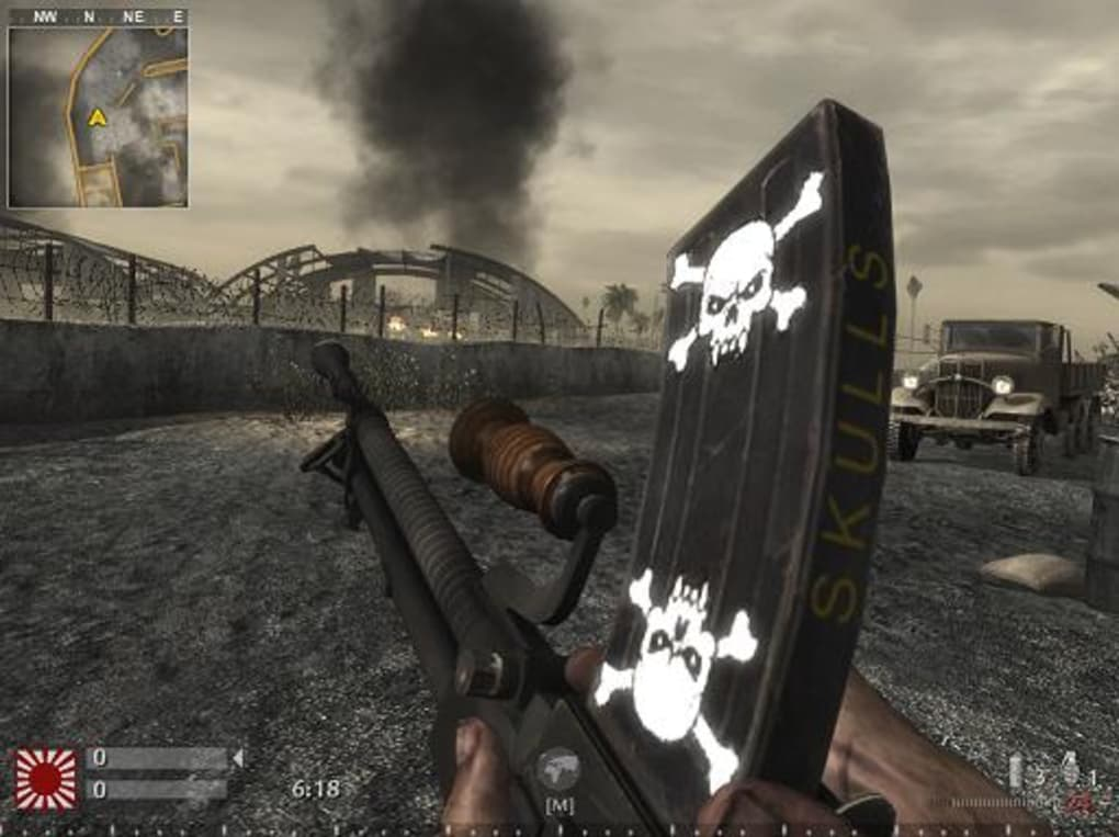 download mods call of duty world at war pc
