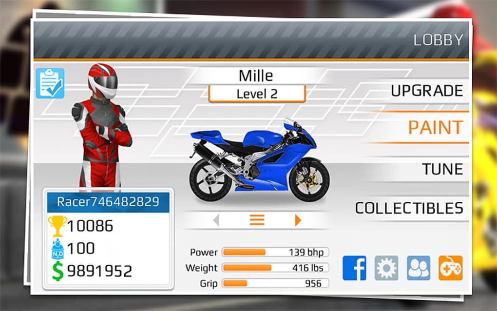 Drag racing: bike edition download and play free on ios and android.