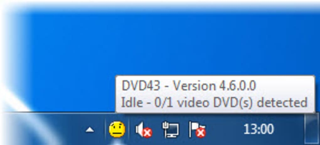 dvd43 windows 7 64 bits