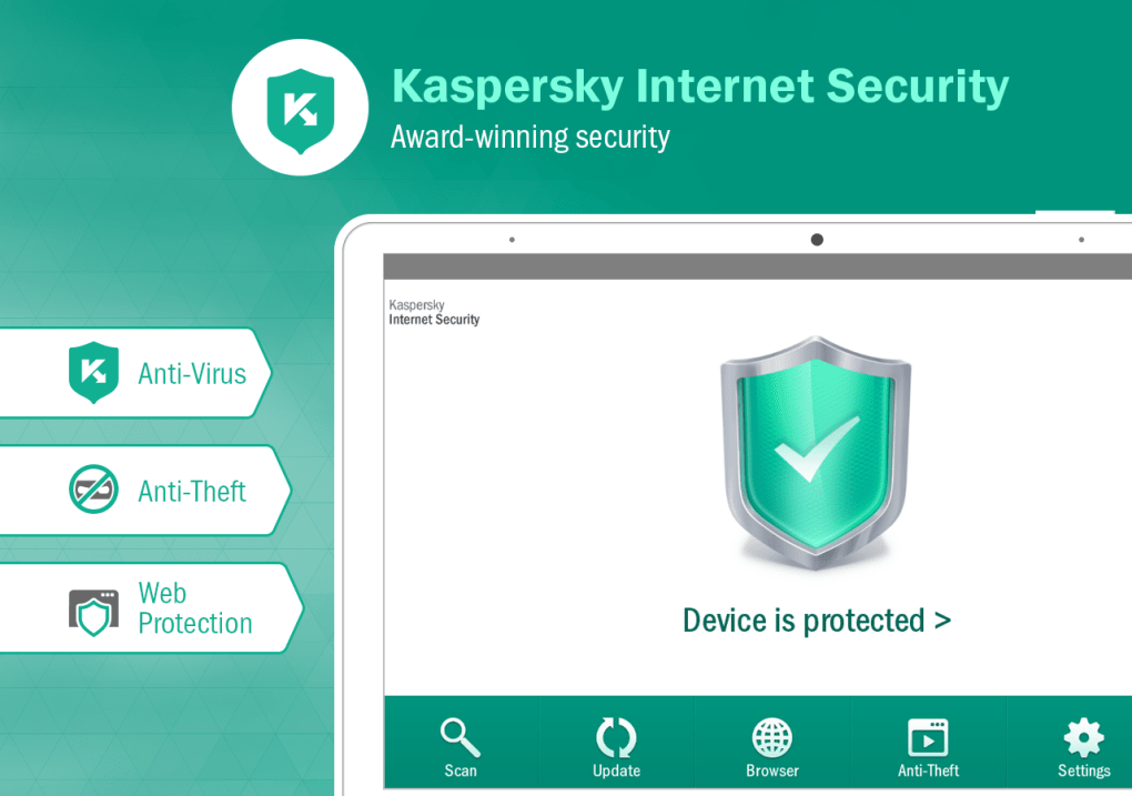 Kaspersky Internet Security for Android - Download