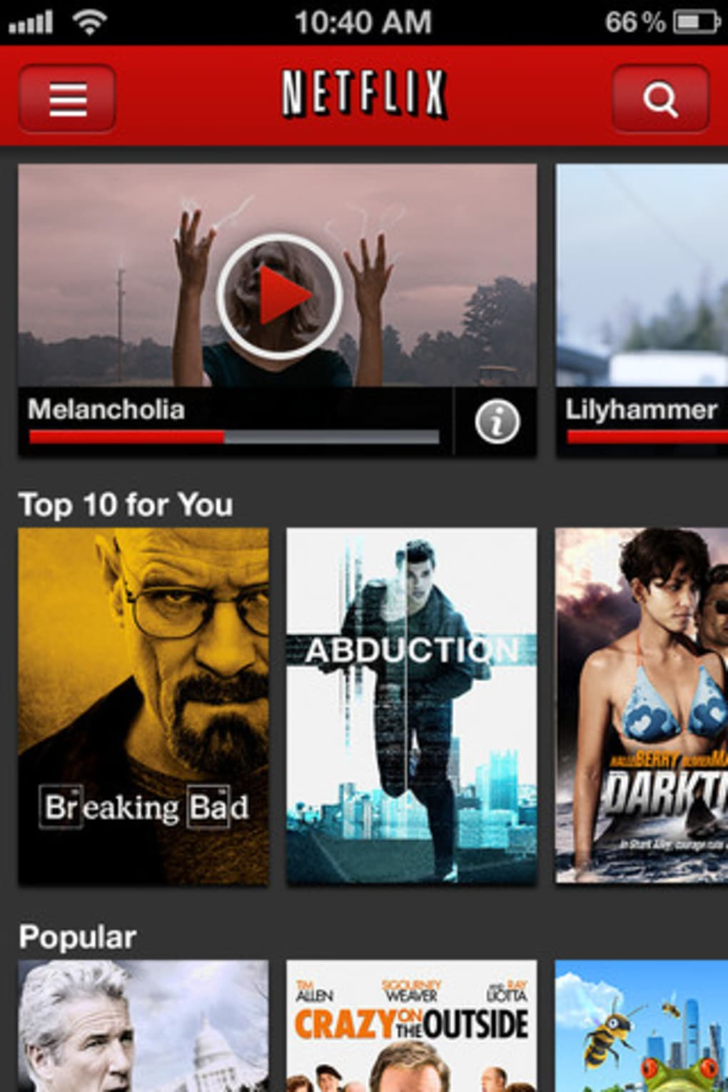 Netflix for iPhone - Download