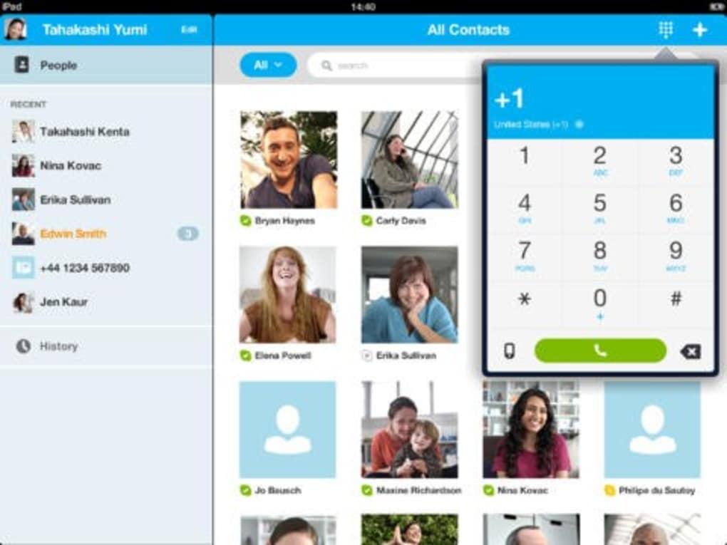 Skypeで相手の動画は映るのですが、私の動画が相 …