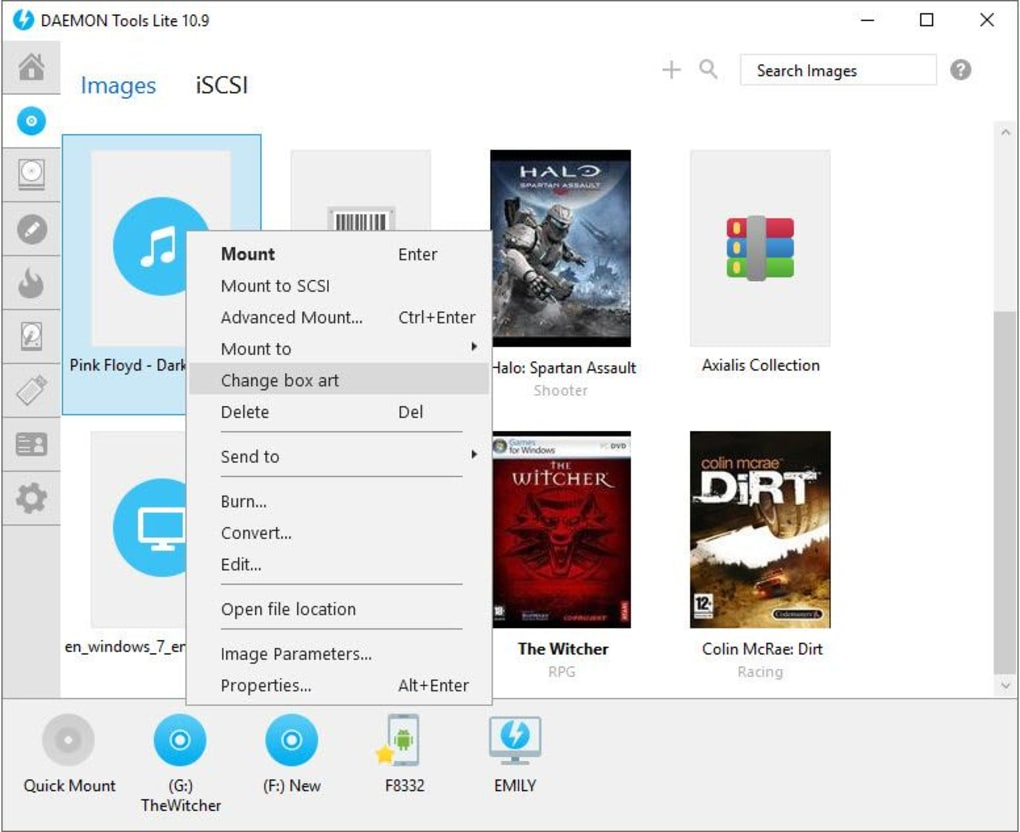 descarca daemon tools