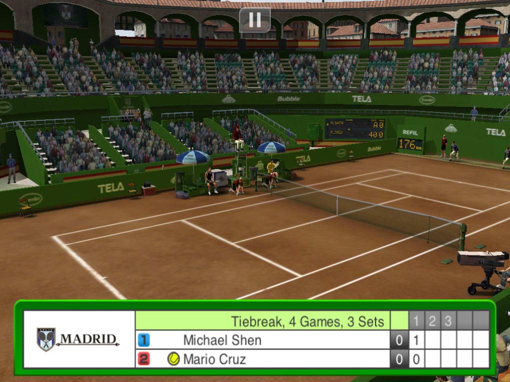 Tennis Challenger