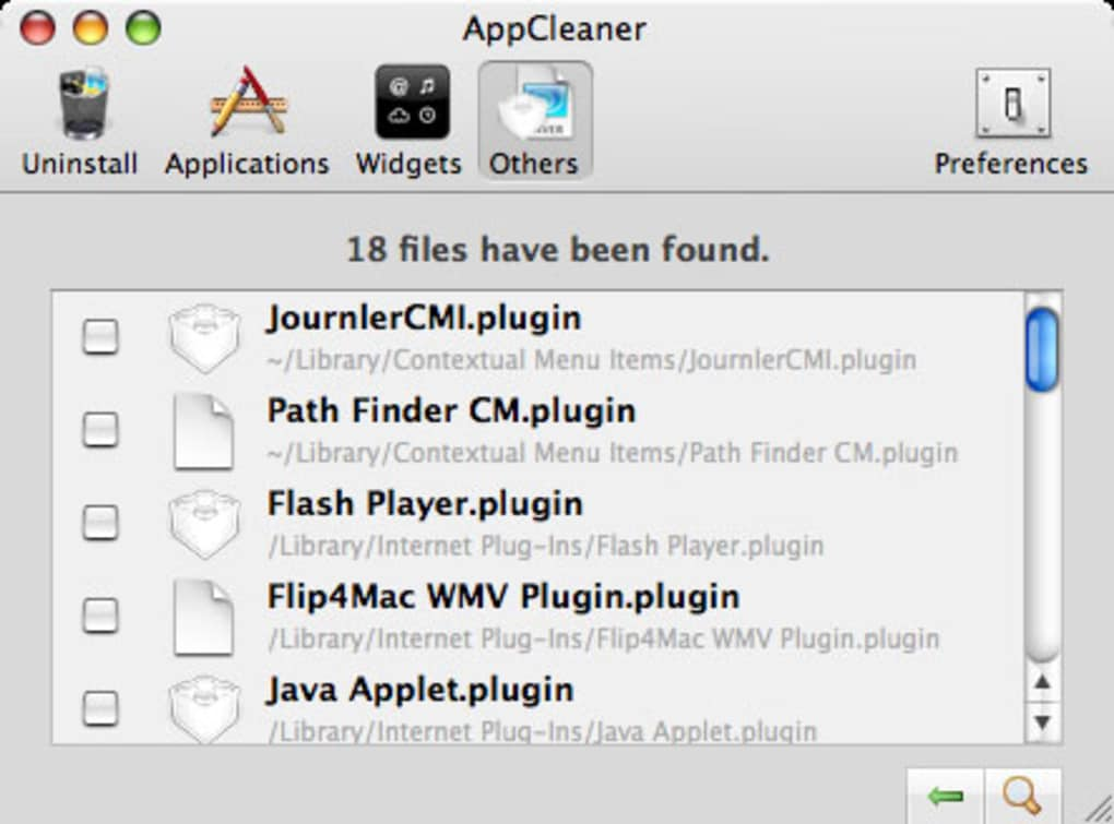 OS LION X APPCLEANER TÉLÉCHARGER MAC