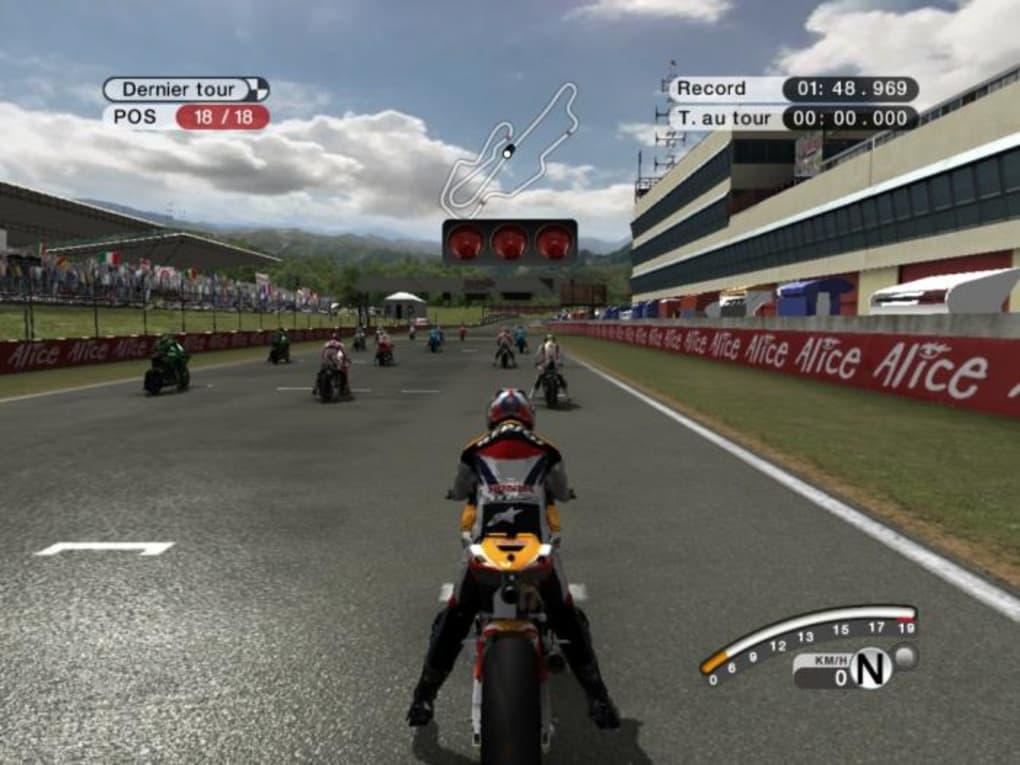 jeux de moto gp pc gratuit clubic