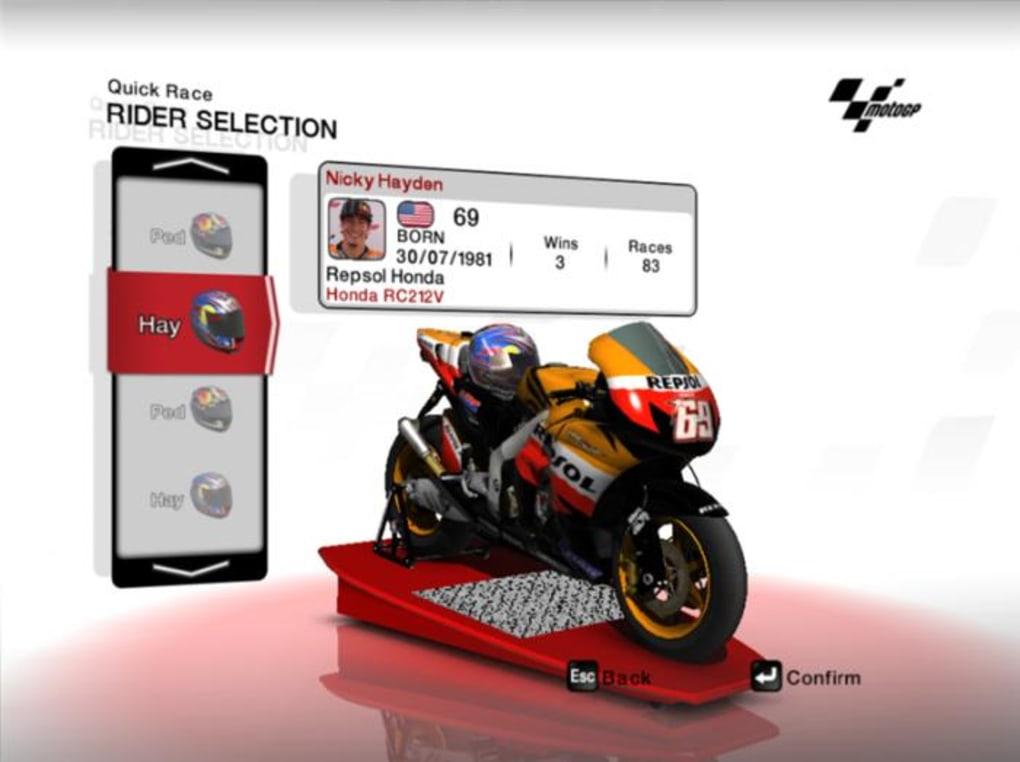 Download game moto gp notebook ringan untuk