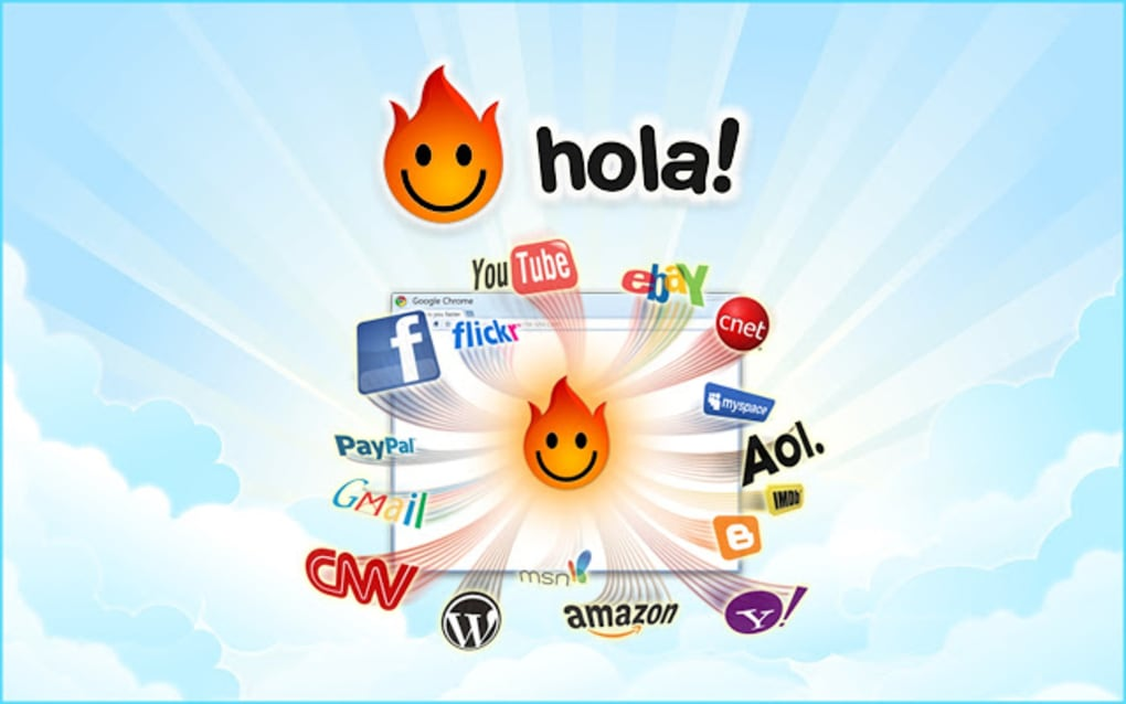 Hola Unlimited Free VPN - Download